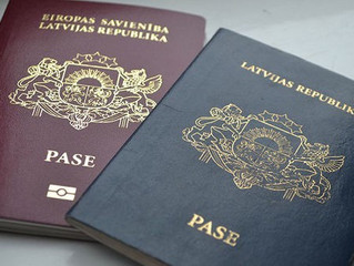 Latvian passport among strongest in the world in 2020