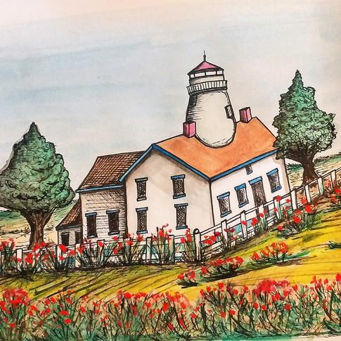 Sequim, Wa Light house