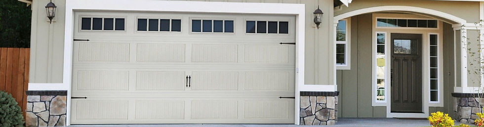 garage door track repair replacement installation bay area