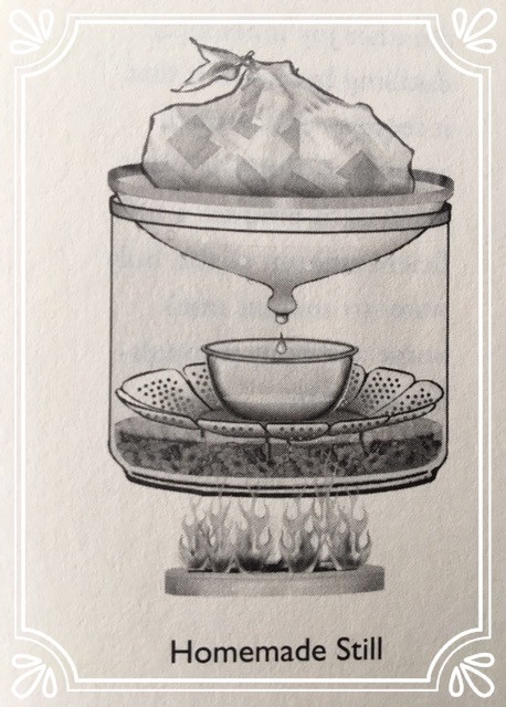 Hydrosol Illustration
