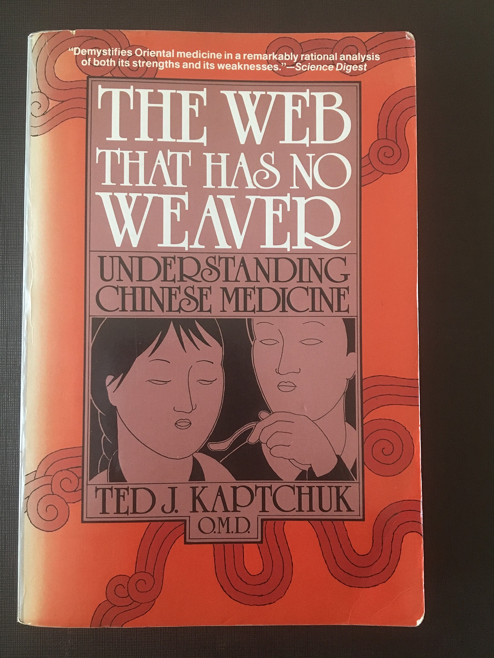 The Web That Has No Weaver book cover