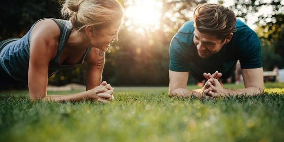 Bubble Gym - Full Body Workout (Fokus Hüfte / Waistline)