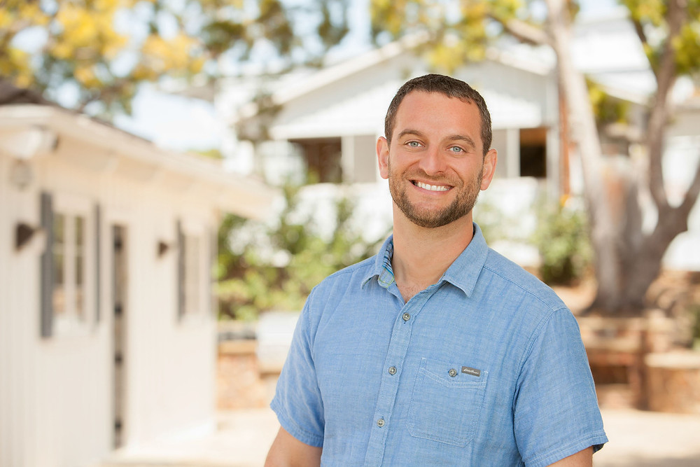 Dr. Ari Novy begins his transition to replace SDBG President and CEO Julian Duval. Image courtesy of San Diego Botanic Garden.
