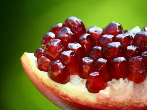 TREES, PLEASE: Pomegranates—More Than Wonderful!