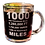 Thumbnail: 12 OZ ETCHED COFFEE MUG - 1000 MILES