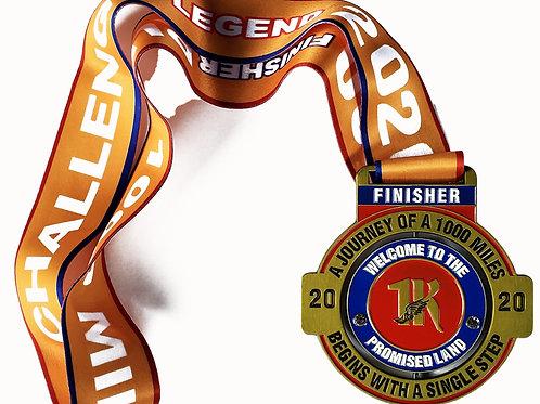 2020 Legends Medal
