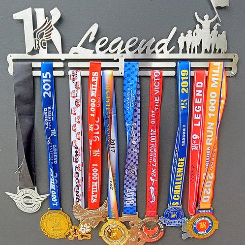 """1K Legend - Medal Hanger 24"""""""