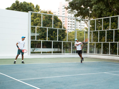 Where to play tennis in Singapore (Because we love tennis too!)