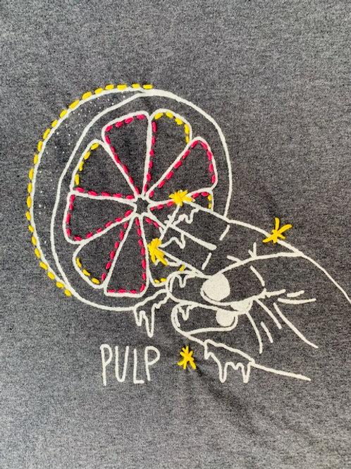 Custom Embroidered PULP Tee