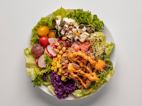 Velký salát (350g)