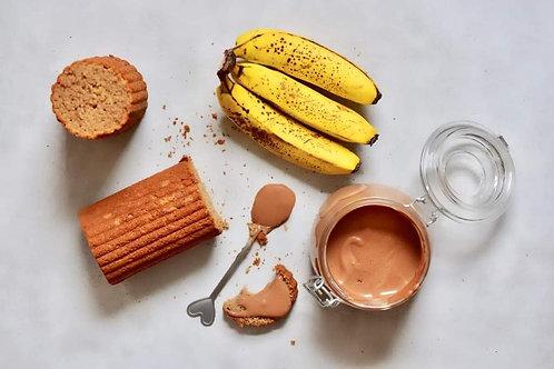 SuperJogurt - Banán a Nutella