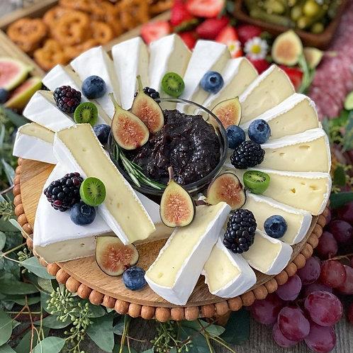 Sýr Brie s ovocem