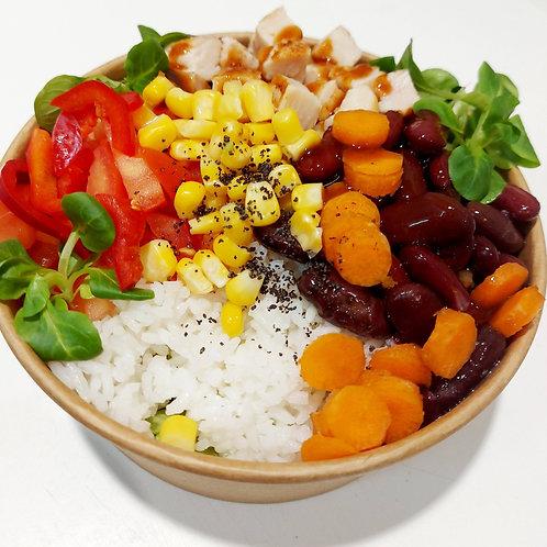 Chipotle salát (350g)