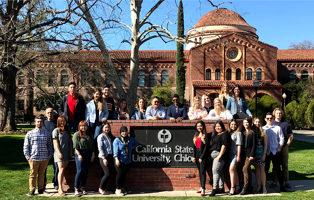 Students, faculty, and professionals who help design homes for fire prone zone