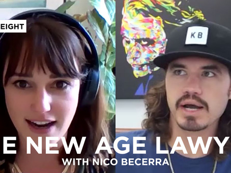The New Age Lawyer: Live with Nico Becerra