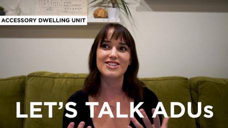 ADU America - Let's Talk Accessory Dwelling Units!