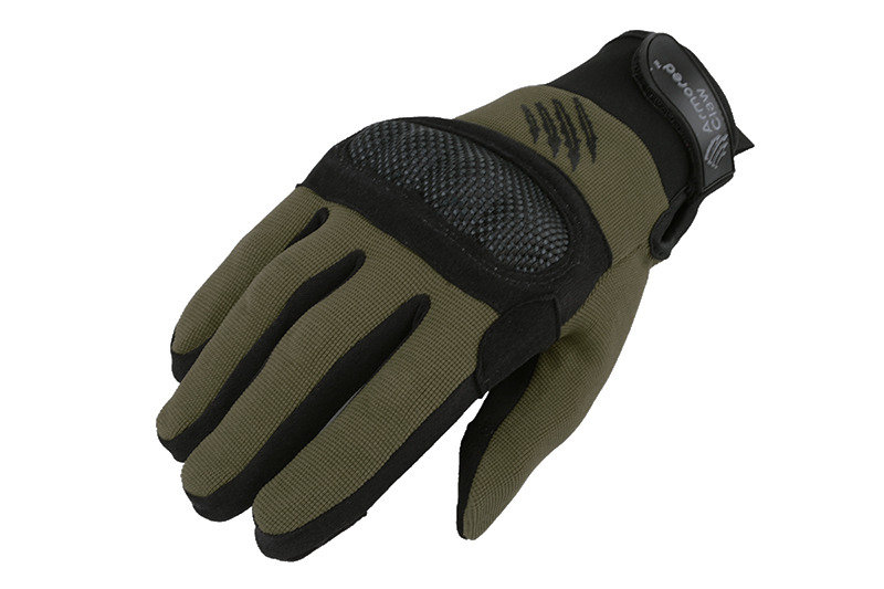 Rukavice ARMORED CLAW kevlar, oliv