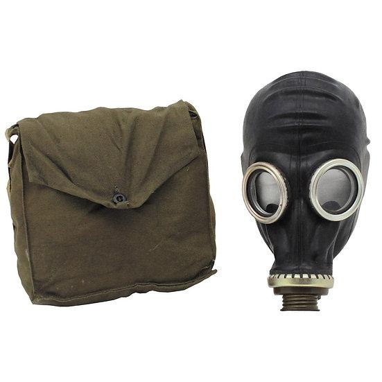 "Ruská plynová maska ""GP 5"", bez filtru"