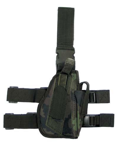 Pouzdro stehenní UNI, zbraň + zásobník, vz.95