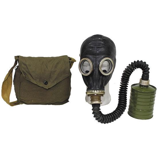"""Ruská plynová maska """"GP 5"""""""