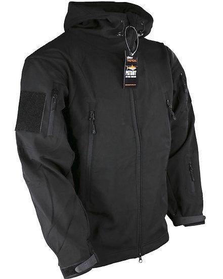 """Softshellová bunda """"PATRIOT"""", černá"""