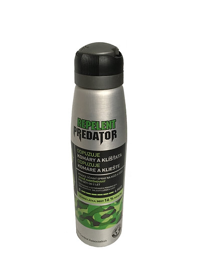 Repelent PREDATOR, 150 ml