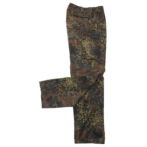 Kalhoty BW flecktarn, originál