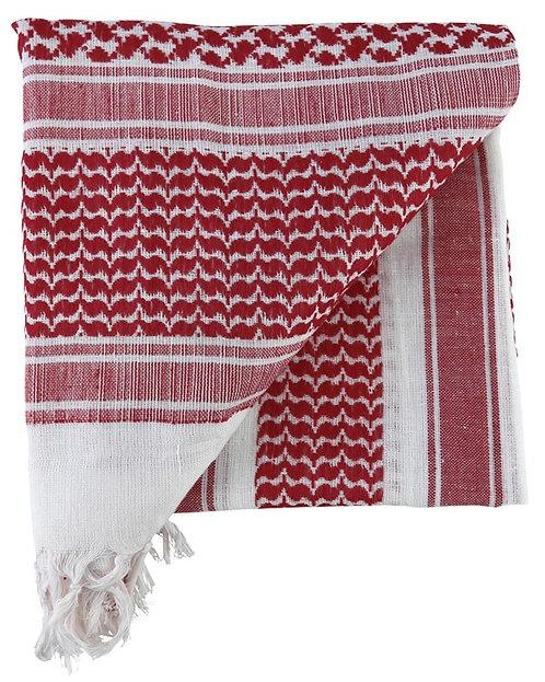Šátek Shemag, červený