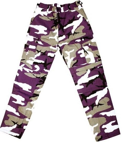 Kalhoty U.S. BDU, LILA