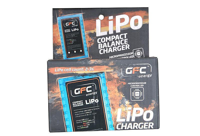 Nabíječka na LiPo baterie
