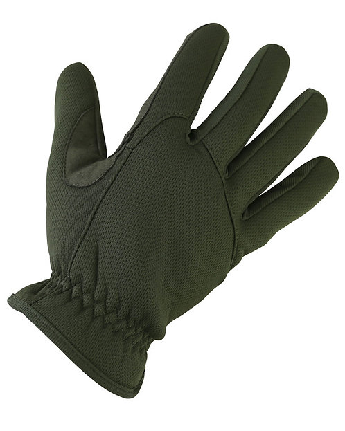 Lehké taktické rukavice, oliv