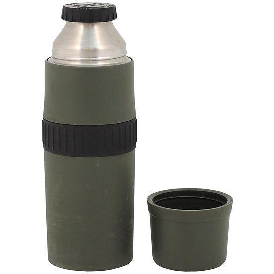 Vojenská termoska 1l, Holandsko, použitá