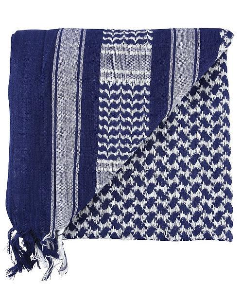 Šátek Shemag, modrý