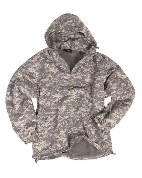 Anorak nepromokavý, fleece podšívka, AT-digital