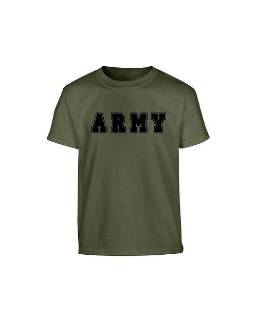 """Tričko dětské """"Army"""""""