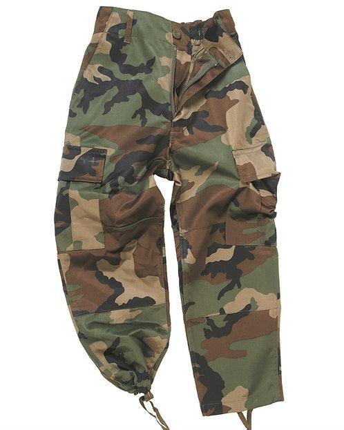 Dětské kalhoty U.S. WOODLAND