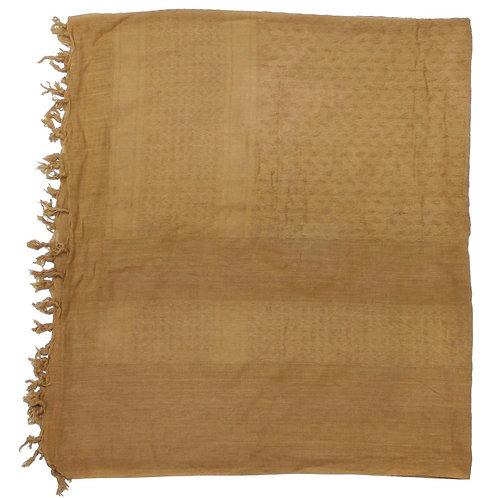 Šátek Shemag, coyote,        britský originál