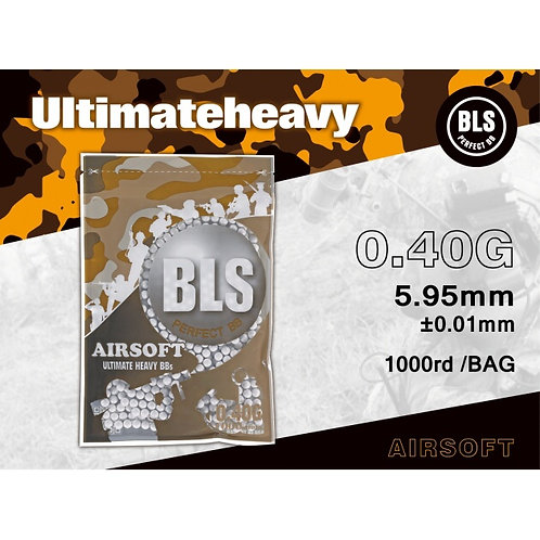 Kuličky BLS Bio 0,40g, 1000ks