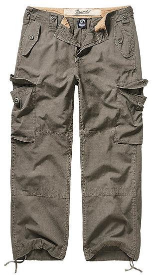 Kalhoty Hudson, oliv