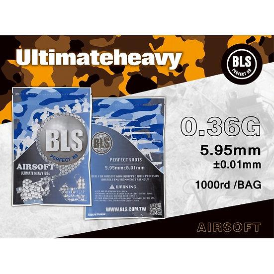Kuličky BLS Bio 0,36g, 1000ks