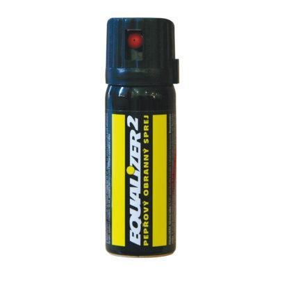 Obranný pepřový sprej EQUALIZER2, 50ml