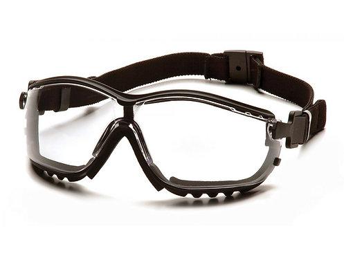 Ochranné brýle V2G, nemlživé