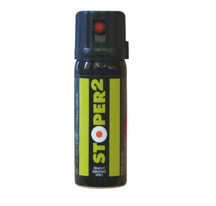 Obranný pepřový sprej STOPER2, 50ml