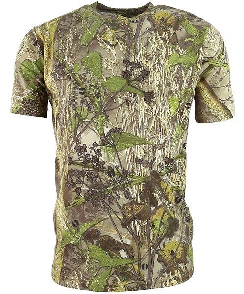 Dětské tričko s loveckým vzorem