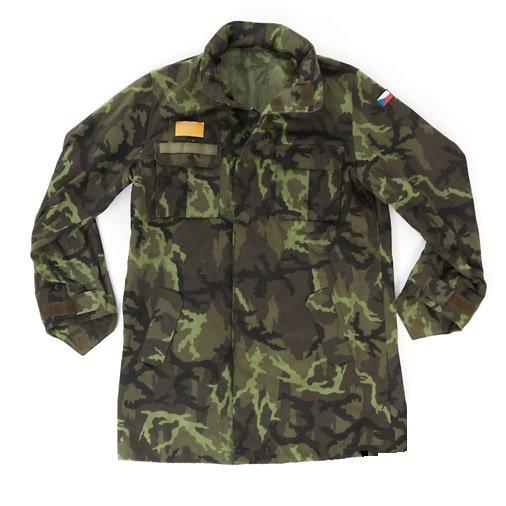 "Kabát ""kongo"" vz.95"