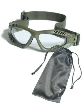 Brýle COMMANDO, oliv