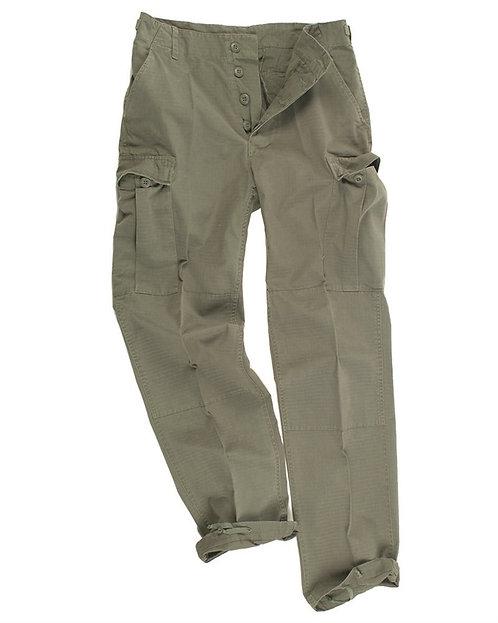 Kalhoty U.S. BDU, oliv