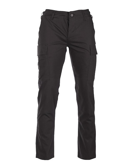 Kalhoty U.S. BDU SLIM FIT, černé