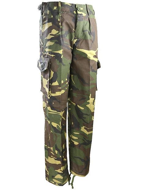 Dětské kalhoty anglie DPM