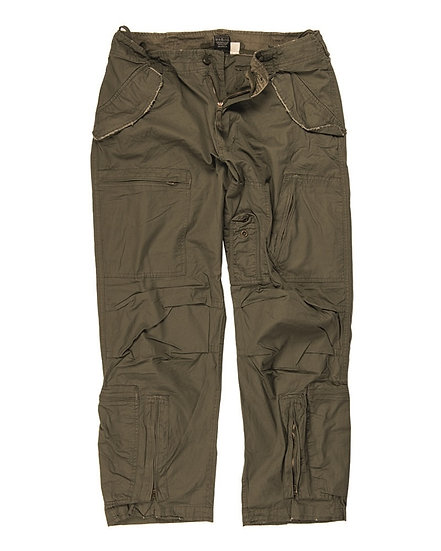 Kalhoty U.S. pilot, oliv